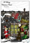 Christmas Carol Page 1 by Slasher12