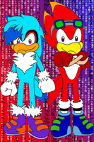 The Hawk Brothers by BrandyKoopa92