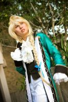 Pandora Hearts: Jack by christie-cosplay
