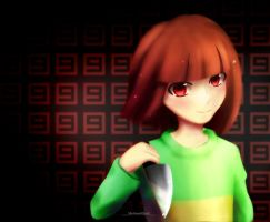 Chara by MyHeartGold