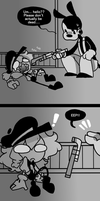 Bendy and the ink machine pt 34 by 00TheInkJester00