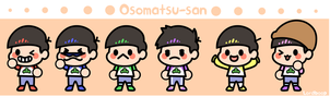 Tiny Matsus by LordBoop