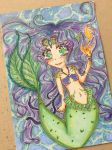 Little Mermaid _ Chibi by ichiipanpan