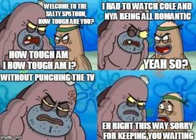 How tough are ya NyCole by AlphaGirl404