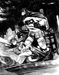 Batman and Robin by alessandromicelli