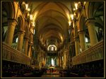 Canterbury Cathedral by parallel-pam