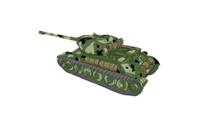 Heavy Tank Concept by 2007Excalibur