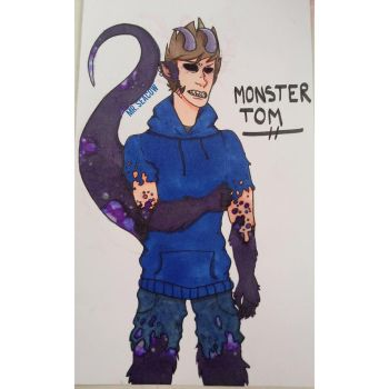 Monster Tom by mrseacowconfirmed