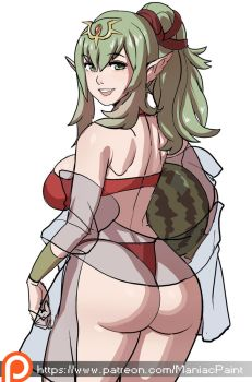 Tiki (ColorSketch) by ManiacPaint