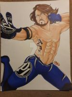 The Phenomenal AJ STYLES!!!! by BetaoftheBass