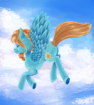 Head In The Clouds by Shadowstar
