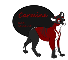 Carmine by Silverflame88