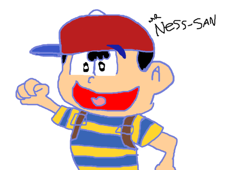 Mr Ness San by Doctormario606