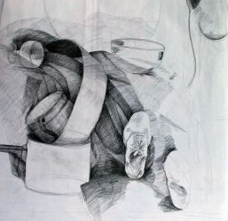 Still life2 unfinished by circle00