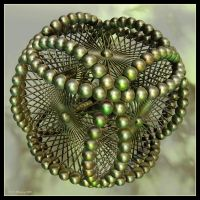 16 Holons in fractal by DigitalPainters