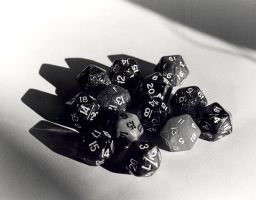 Dice by TexacoPokerKitty