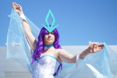 Suicune human version cosplay by Sephios-photography