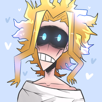 Toshinori icon by Fatalitom