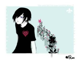 EMO STAN. by x--blackrose--x