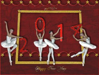 Happy New Year by Anto106
