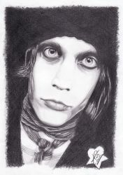 Ville Valo by LaTinaja