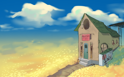 The Sunhouse by canttel