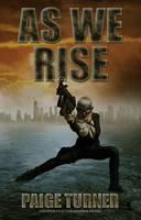 As We Rise (Book Cover) by viarobinson