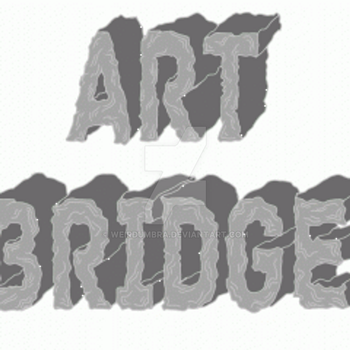 art bridge .gif by weirdumbra