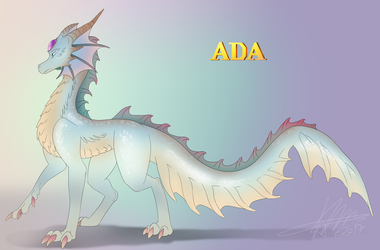 Ada reference Sheet by AvaronCave