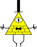 Bill Cipher by JMK-Prime
