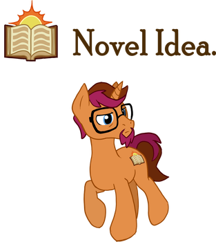 Novel Idea - Main by MLP-NovelIdea