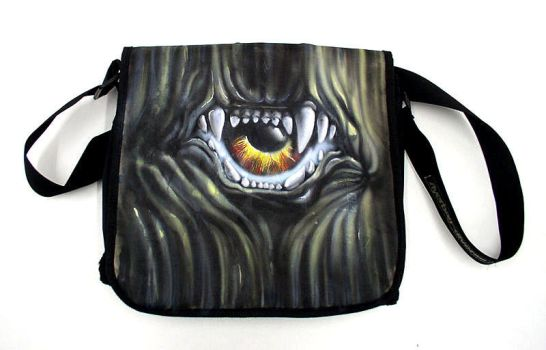 Hungry bag by hyperartery