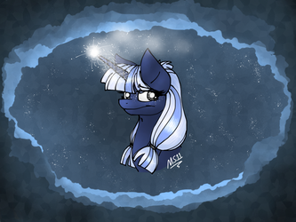 [FA] Out Of The Darkness I Rise by MelonSeed11