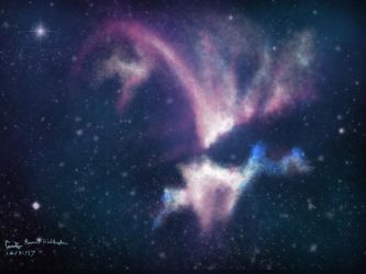 Nebula speed paint thing by WindSeeker
