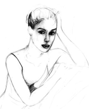 keira- vogue italy wip by KermitTX