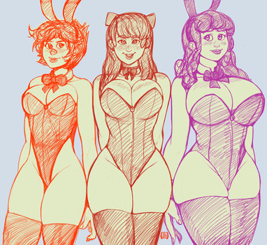 The boobie mark crusaders sketch. by EICHH-EMMM