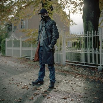 Watch_Dogs Aiden Pearce Cosplay by Graymark