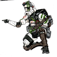 Stormtrooper 41st Elite Corps by halonut117