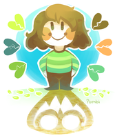 Chara by ivymaid