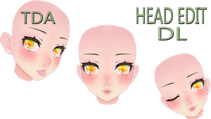 TDA Head Edit [DL] by StrikingHope