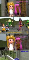 Comic: Never invite Pervy inklings or octolings. by FederxBlue