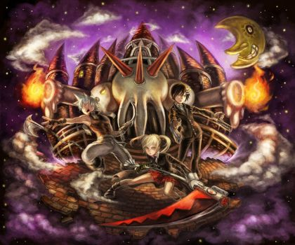 Soul Eater by f-wd