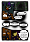 SxL Round One Page Three by TheMortonator
