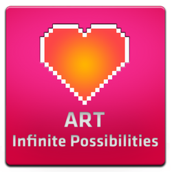 ART - Infinite Possibilities by Shabihu