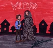Wilfred by WickedGhoul