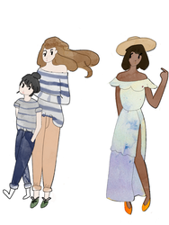 Bored // spring outfits by 1nv4l1du530