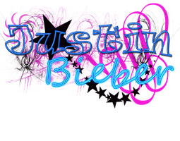 Texto Justin Bieber PNG by Maiiy