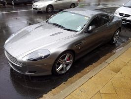 2011 Aston Martin DB9 by TricoloreOne77