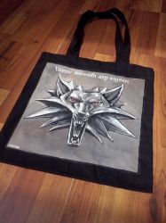 Witcher bag by Gohush