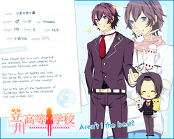 TH :: President Application by kirinomi